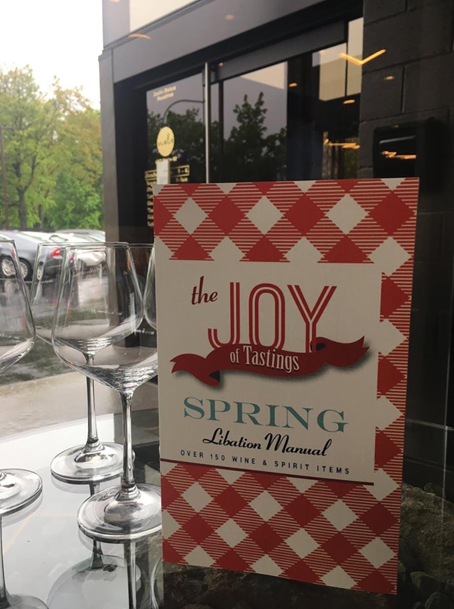 Eder Bros. Hosts New Haven Show in Spring Tasting Series