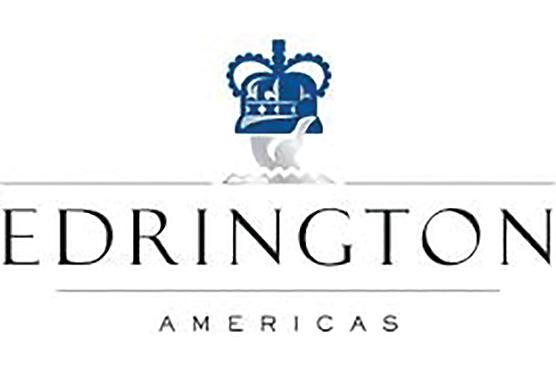 EDRINGTON LAUNCHES EDRINGTON AMERICAS