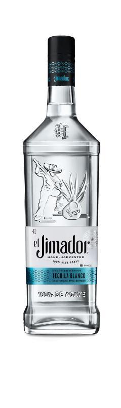 Tequila el Jimador Revamps Its Bottle
