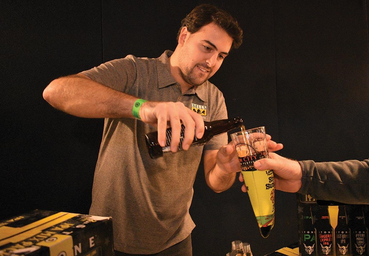 Elm City Brew Festival Draws Crowds