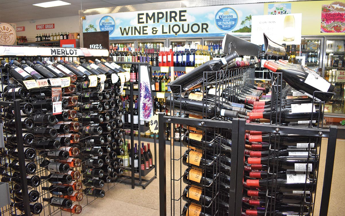 Retail Review: Empire Wine & Liquor Superstore