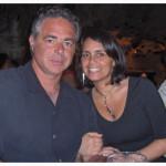 Joseph and Esther DeQuattro, Owners, Pane e Vino Ristorante.