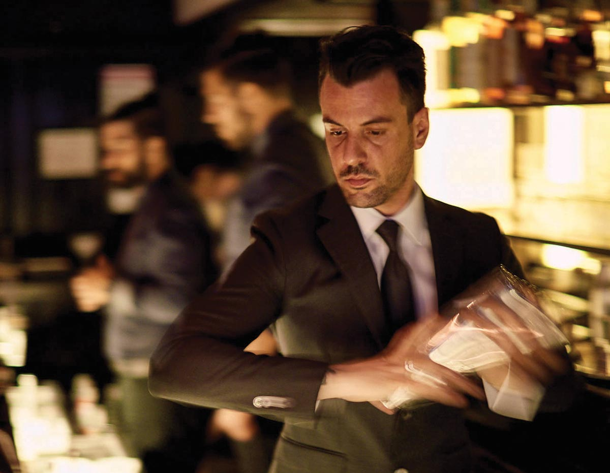 Martini & Rossi Appoints First North American Brand Ambassador