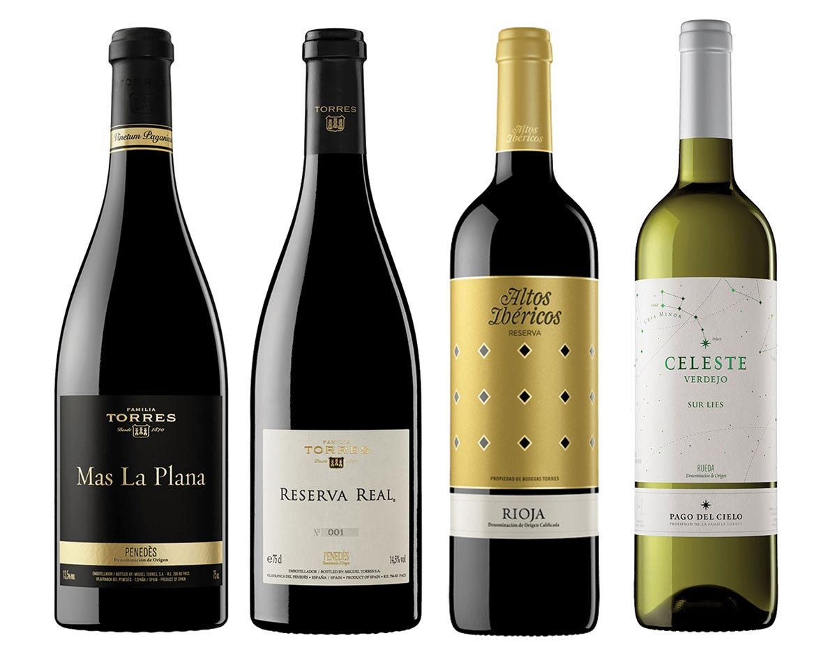 Additional Familia Torres Wines Highlighted in Connecticut