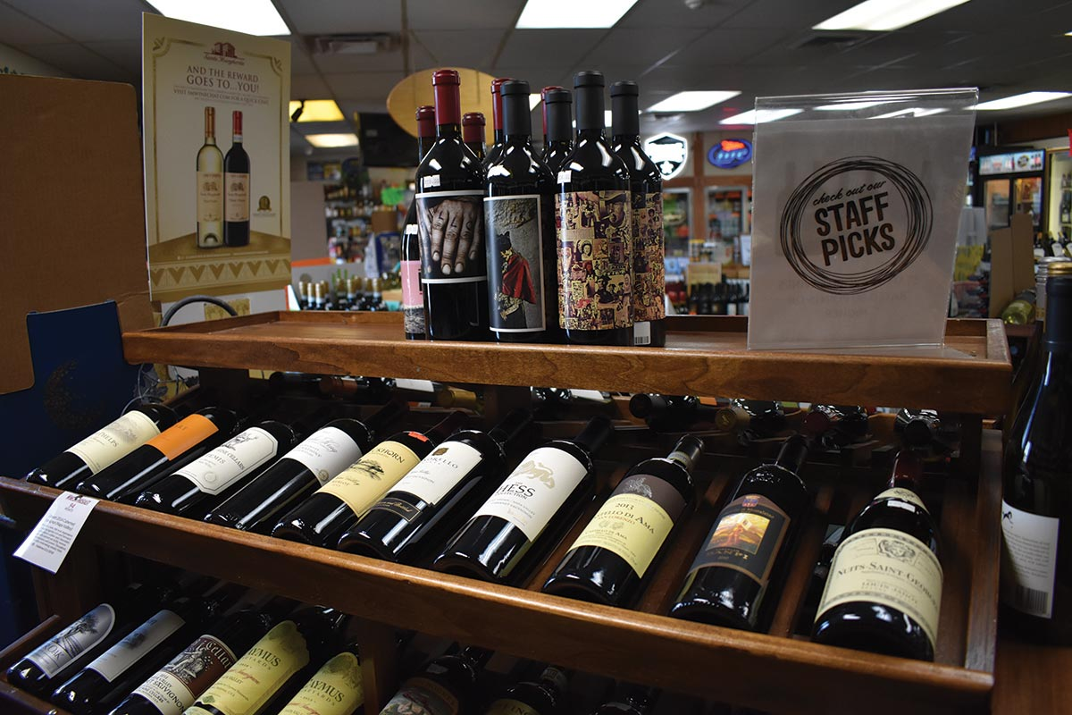 Retail Review: Ferreira's Package Store