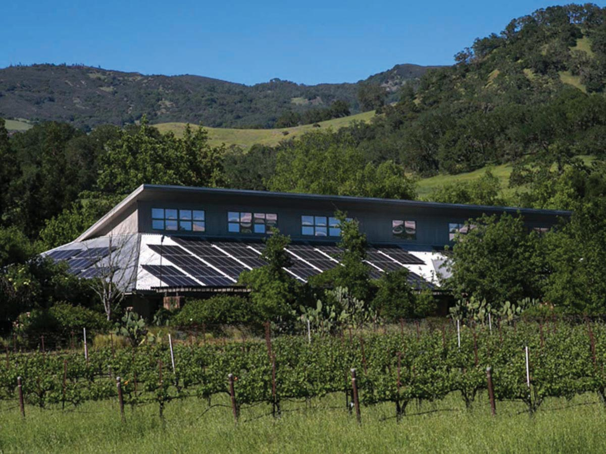 United Nations Honors Fetzer Vineyards at Climate Change Conference