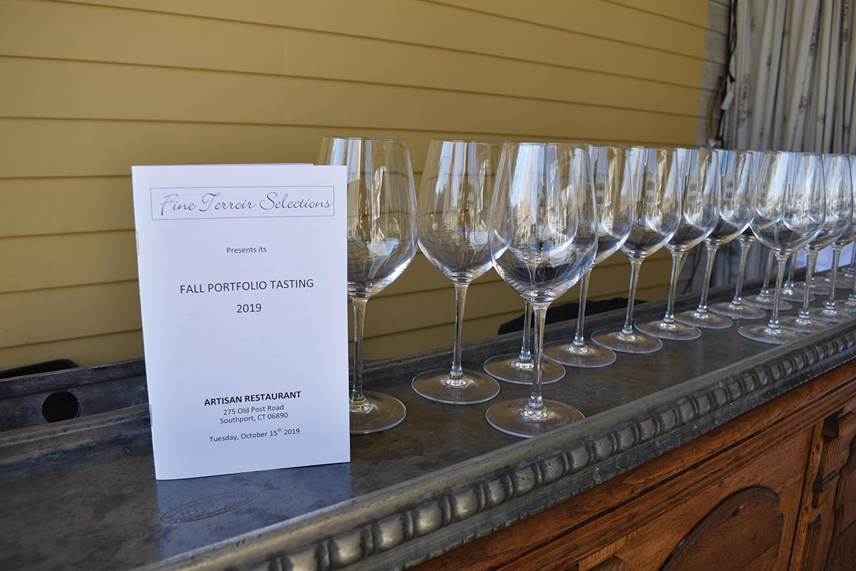 Fine Terroir Selections Hosts Southport Portfolio Show