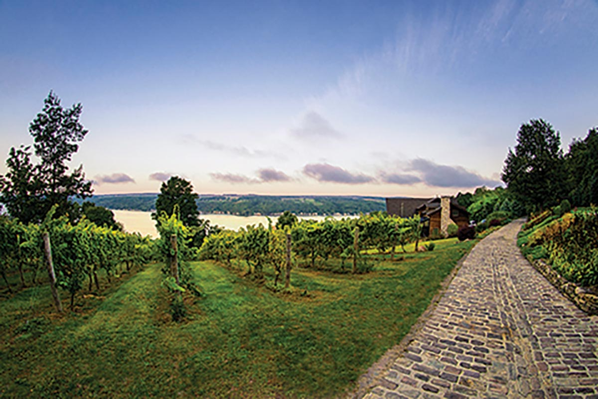 Finger Lakes Wine Region Earns National Recognition