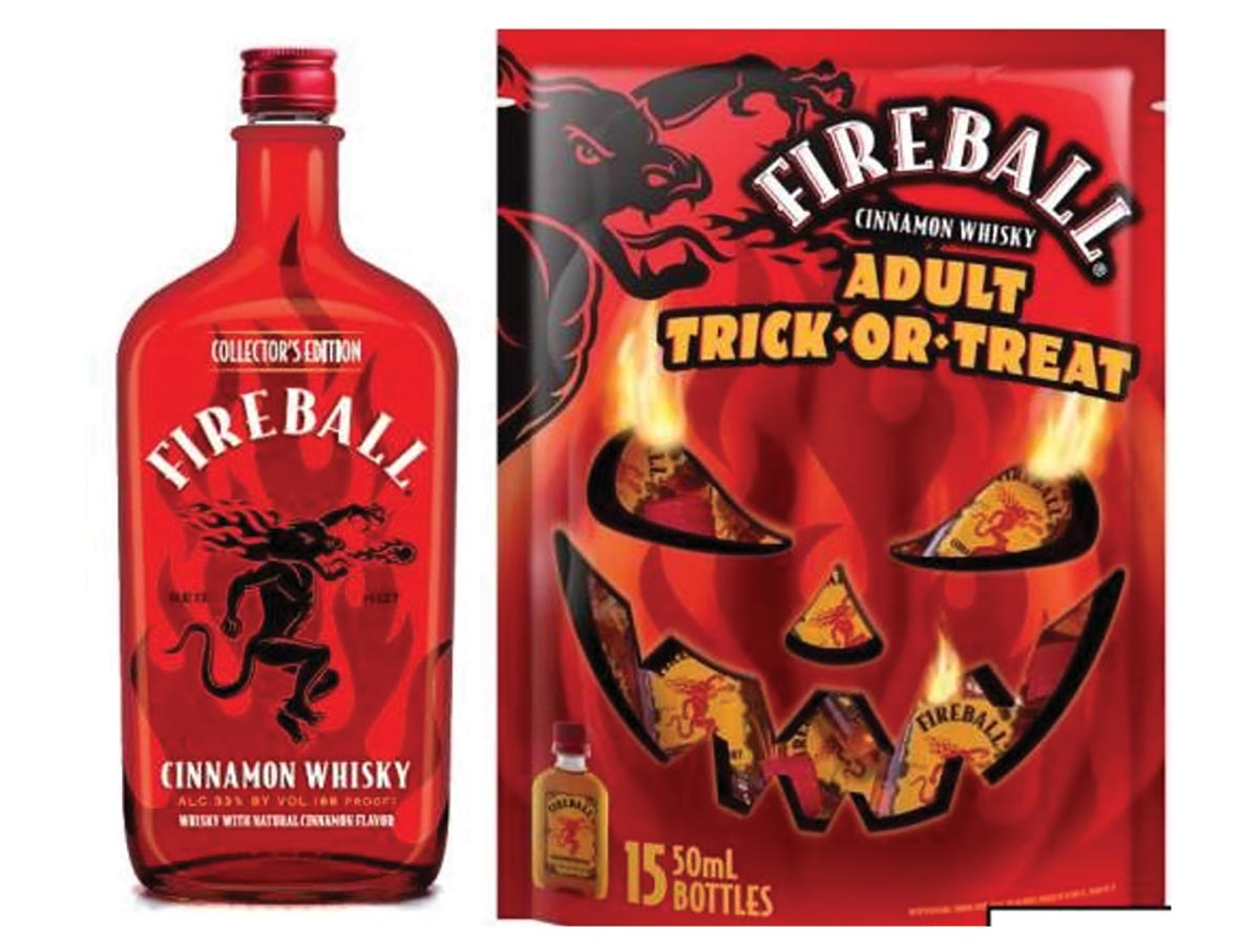 Halloween-Themed Adult Treats Arrive for Retail Sale