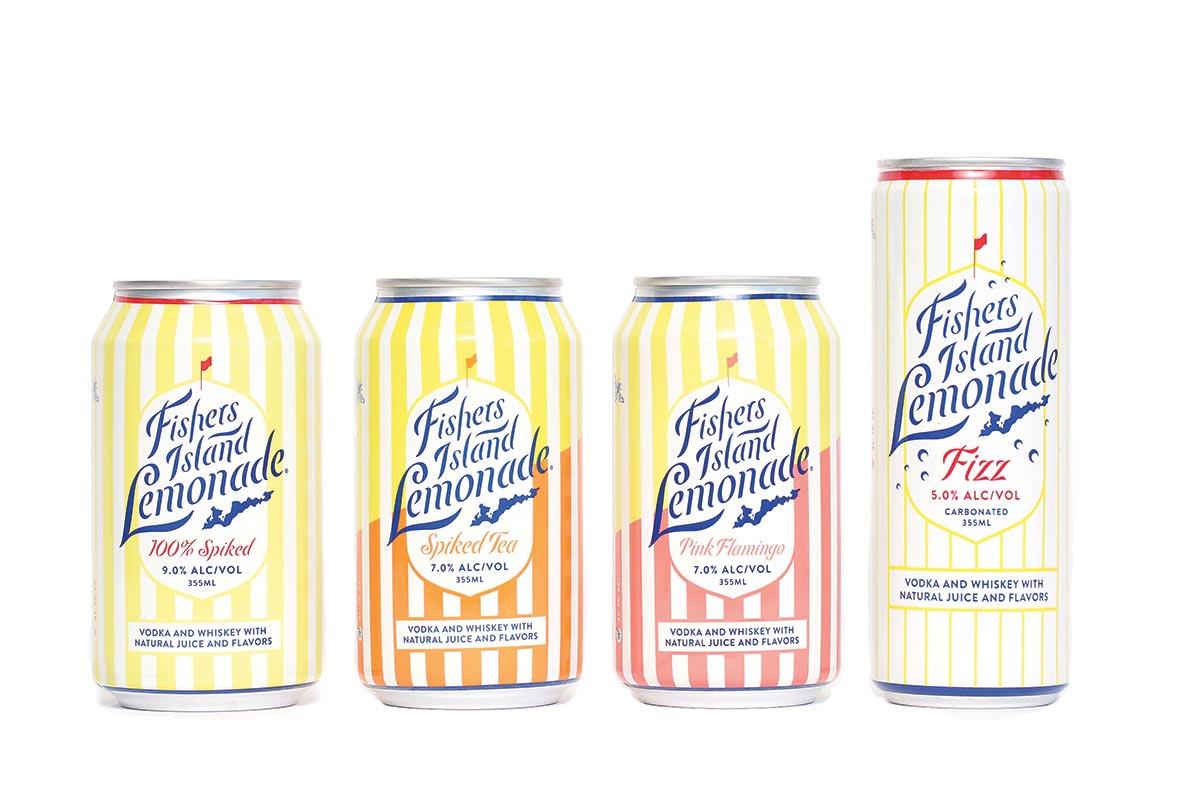 Fishers Island Lemonade Rolls Out New RTD Flavors
