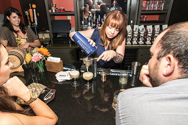 Local Bartenders Create Flavors of Providence