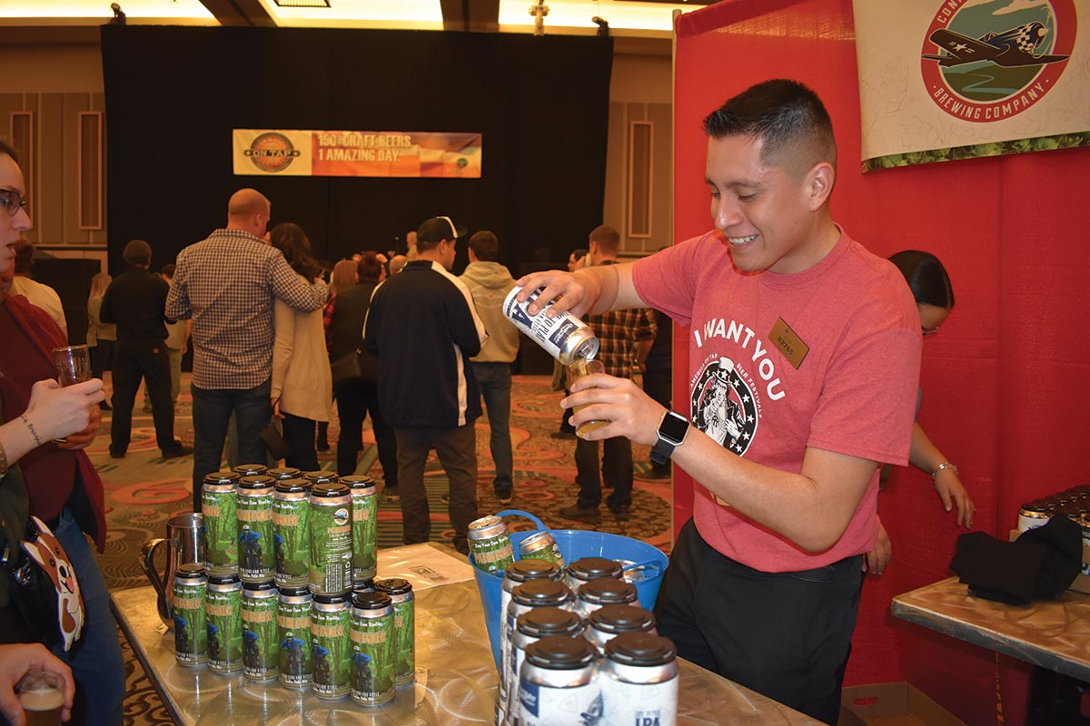 Foxwoods On Tap Craft Beer Festival Pours Tastes