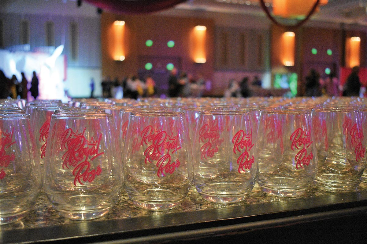 Foxwoods Hosts Annual Royal Rosé Wine Tasting Event
