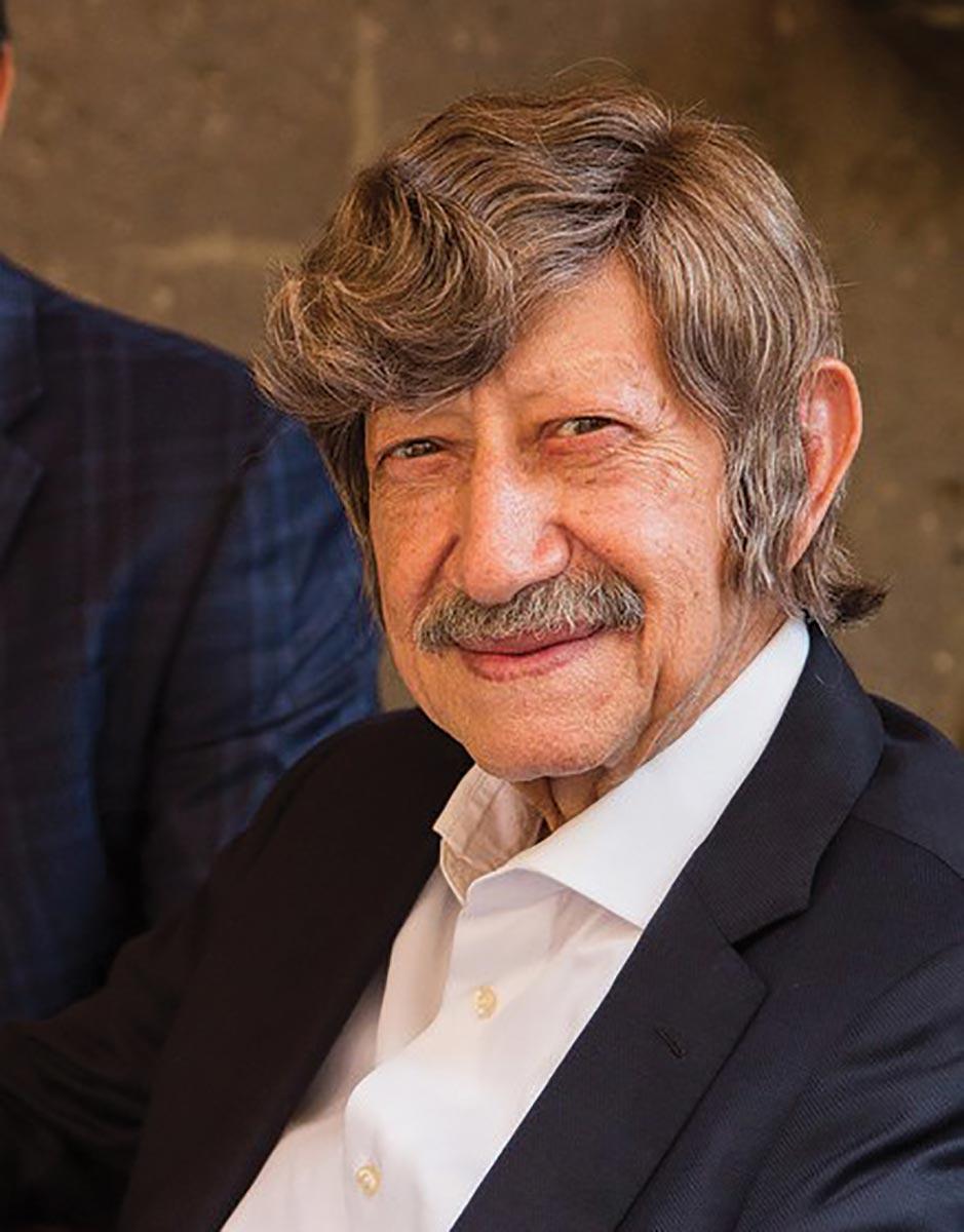 Patrón Founding Master Distiller Alcaraz Passes Away