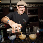 """The winner of the evening for both Grand Prize and People's Choice was """"The Wink,"""" a cocktail crafted by Frank Martucci of Twin River Casino. The Wink was then the featured cocktail for the month of March at The Revolving Door Restaurant."""
