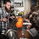 Competitor Jason Kilgore, Bar Manager, The Hawthorne, Boston. Photo by Chris Almeida.