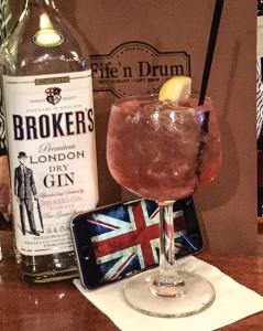 """Cocktail """"Brexit"""""""