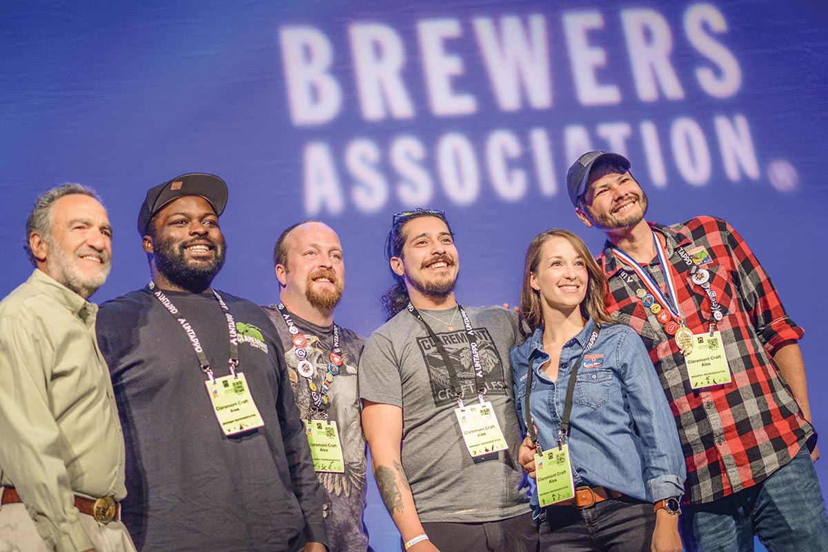 Great American Beer Festival Awards 280 U.S. Breweries