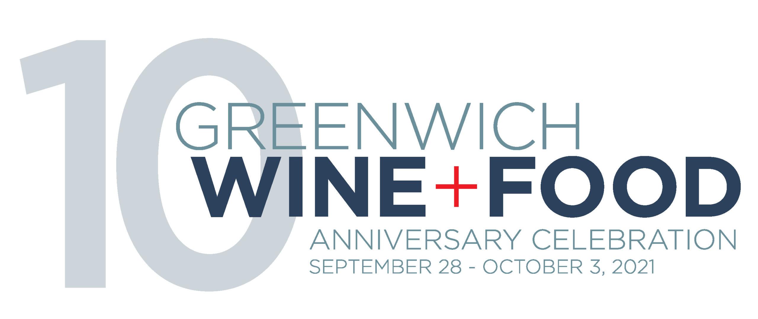 September 28 – October 3, 2021: Greenwich Wine + Food