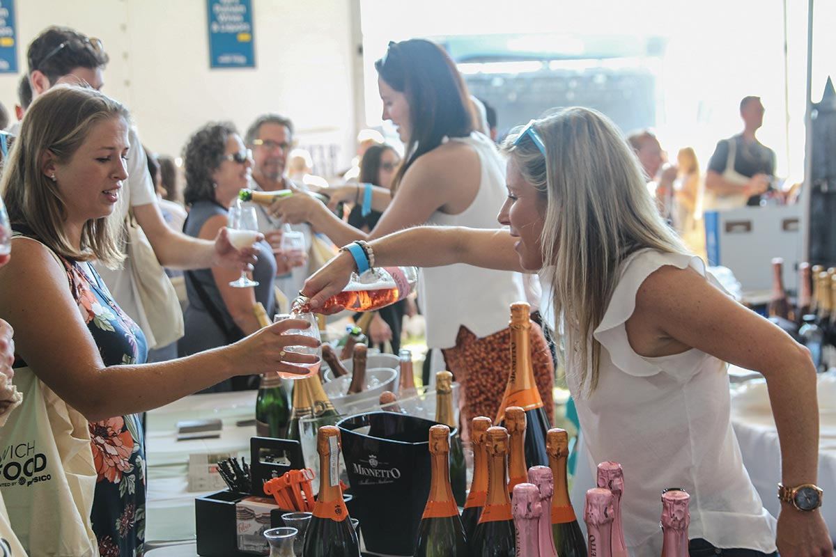 Greenwich Wine + Food Fest Puts the Spotlight on Tastes