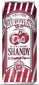 Narragansett Del's Black Cherry Shandy,
