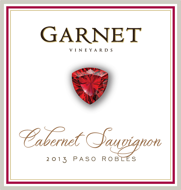 Garnet Vineyards Launch Cabernet Sauvignon