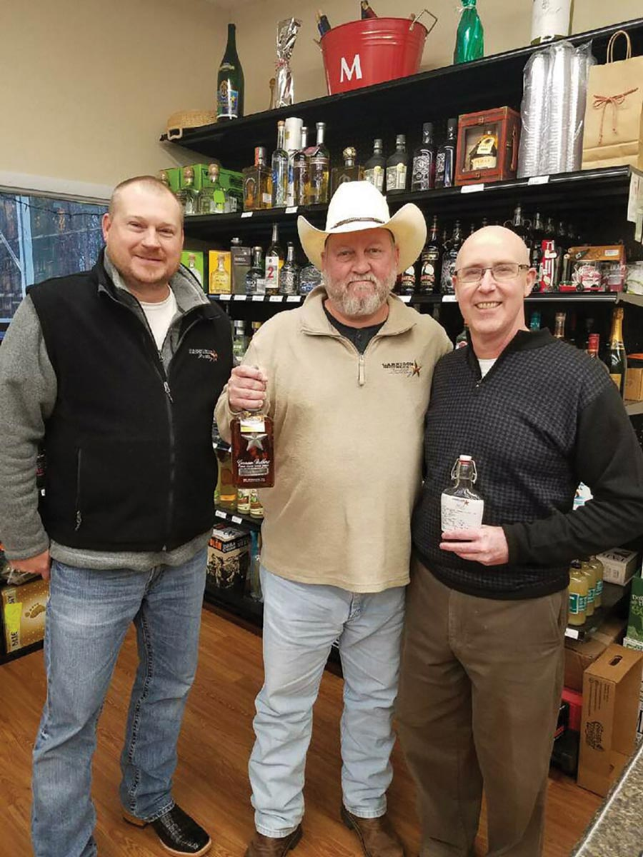 Craft Beer Guild Showcases Garrison Brothers Whiskey