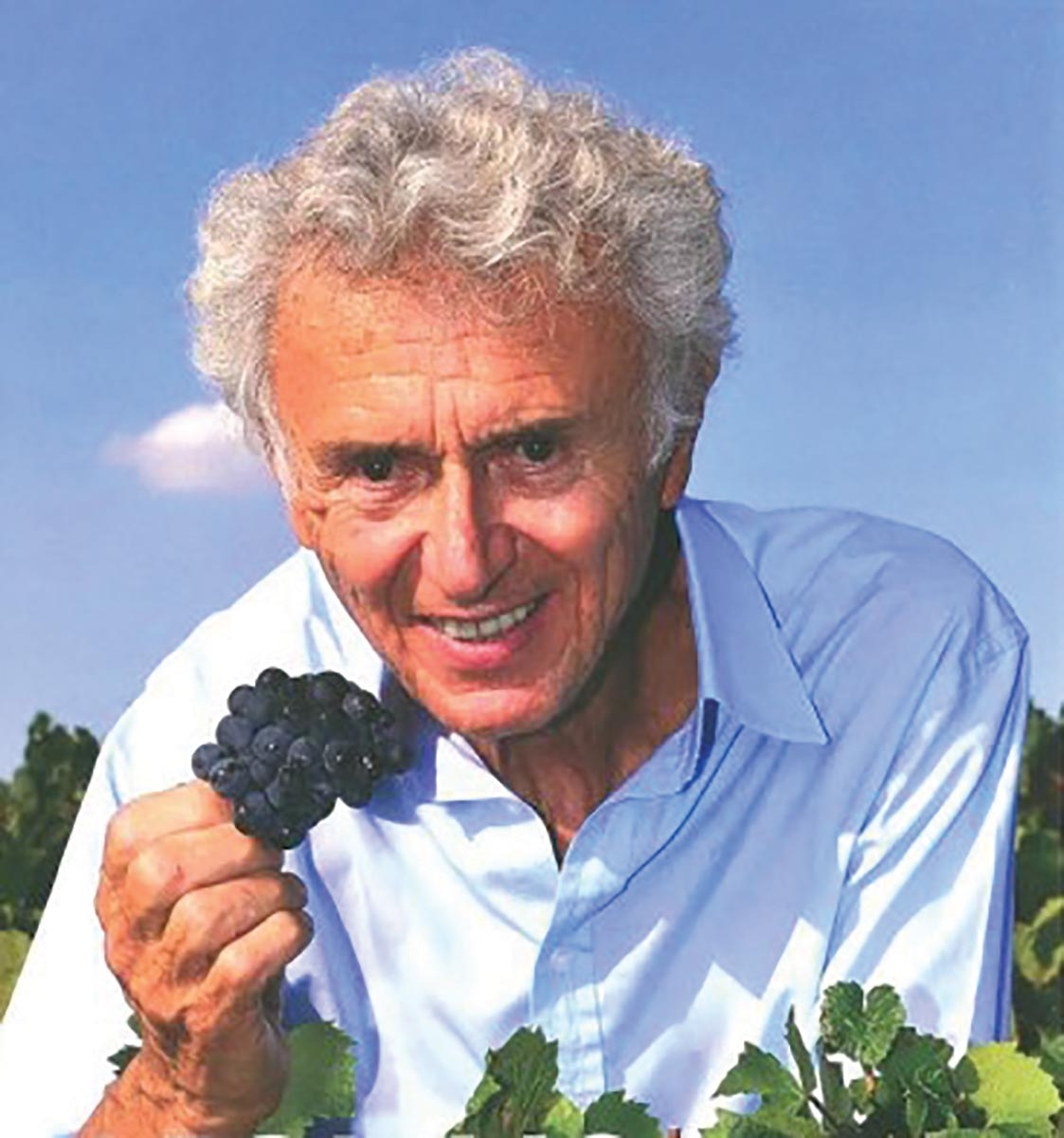 "Winemaker and ""Pope of Beaujolais"" Georges Duboeuf Passes Away"