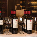 Gérard Bertrand Wines on display at Chapel Grille in Cranston.