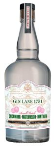 Gin Lane 1751 Cucumber, Watermelon & Mint blends refreshing watermelon with crisp cucumber and fresh-picked English mint. With Gin Lane 1751 London Dry Gin as the base, the juniper and botanical notes are still prominent throughout but are a meld of the bright fruit flavors.