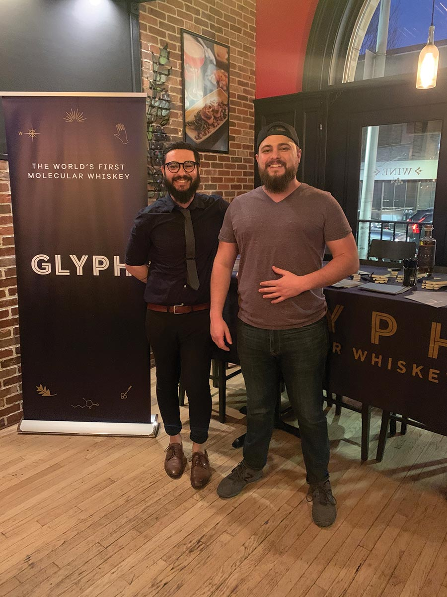 Glyph Hosts Sustainability Workshop for Bartenders