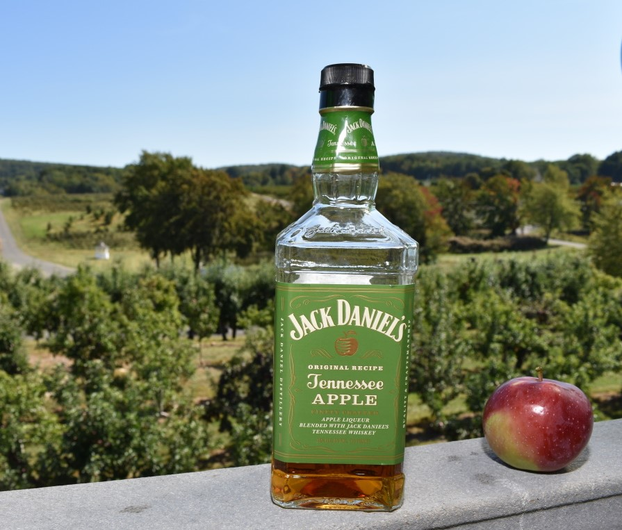 Jack Daniels Apple Launches in Connecticut