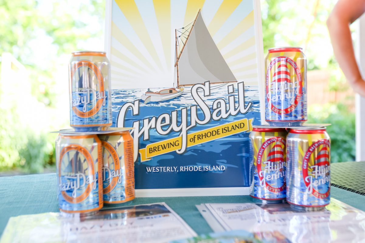 September 23, 2021: Grey Sail Brewing Oktoberfest