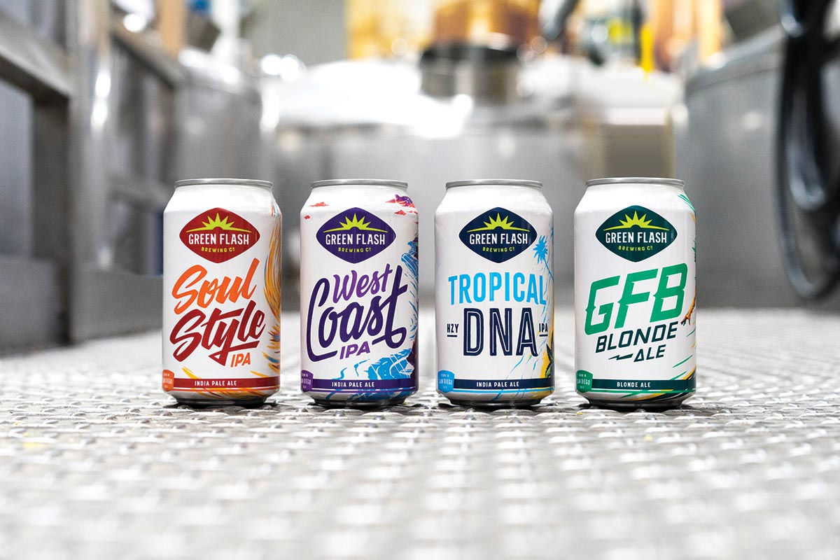 Green Flash Brewing Announces Rhode Island Relaunch