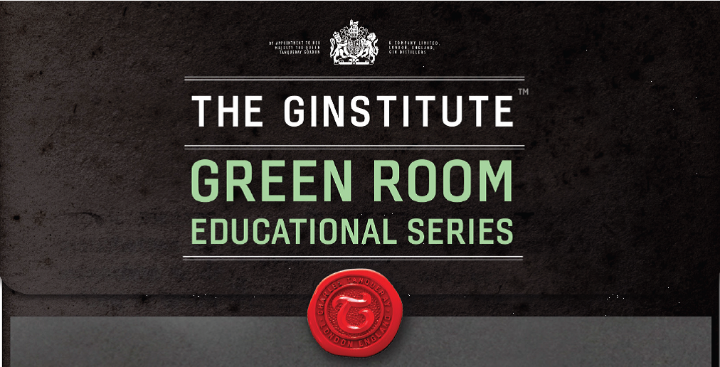 February 3, 2013: Tanqueray Green Room Mixology Sessions (Trade Event)