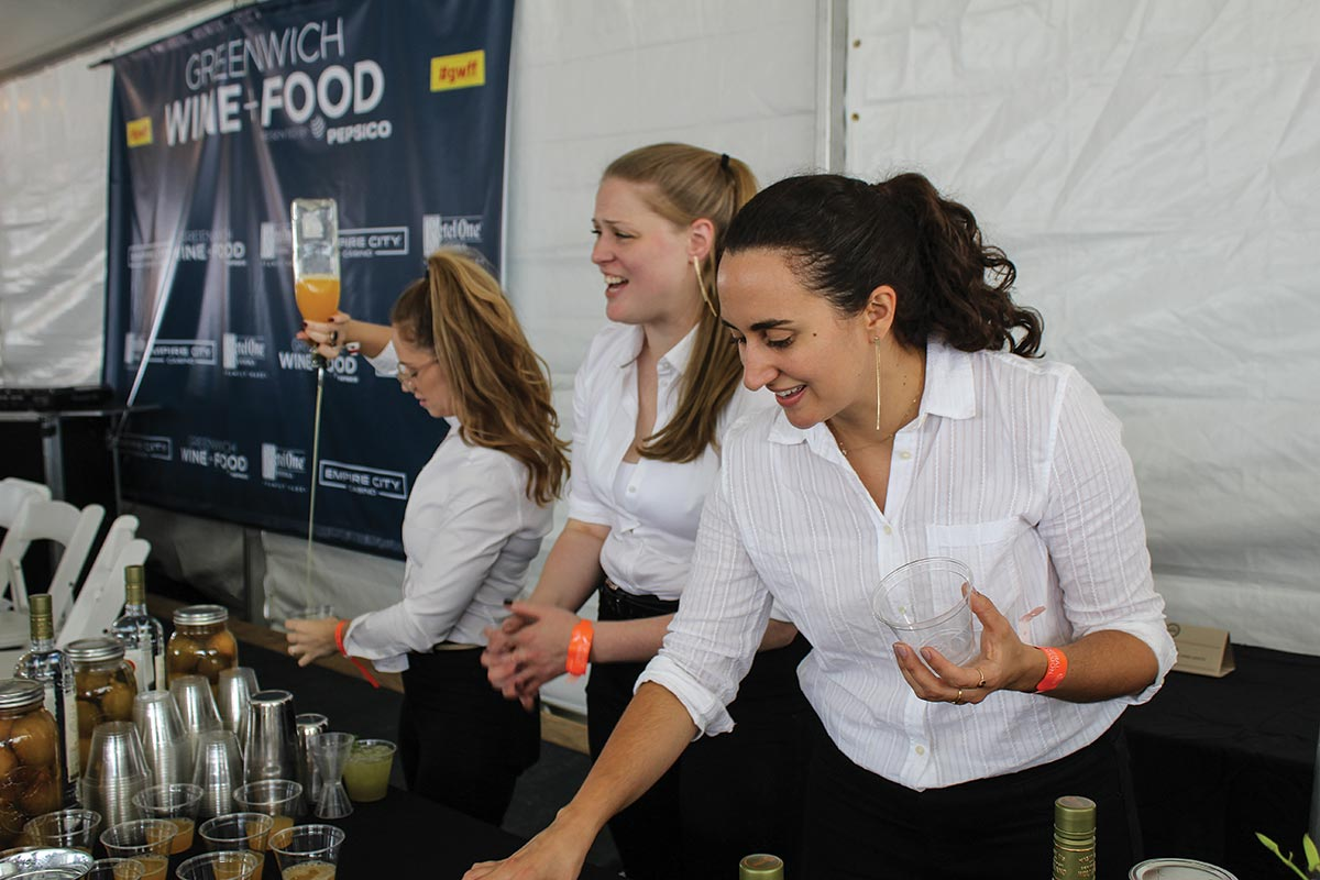 Greenwich Wine + Food Fest Highlights Local Food and Beverage Stars