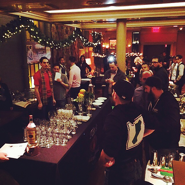 Tito's Iron Tender Competition Brings Together Bartenders