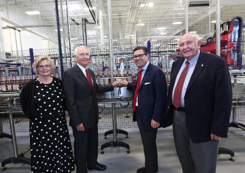 Gruppo Campari Opens $43 million Packaging Facility In Kentucky