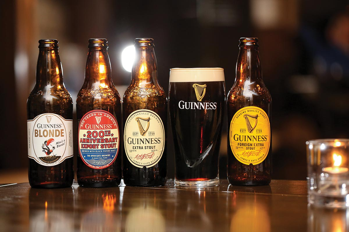 Coast Guard House Hosts Guinness Beer Pairing Dinner
