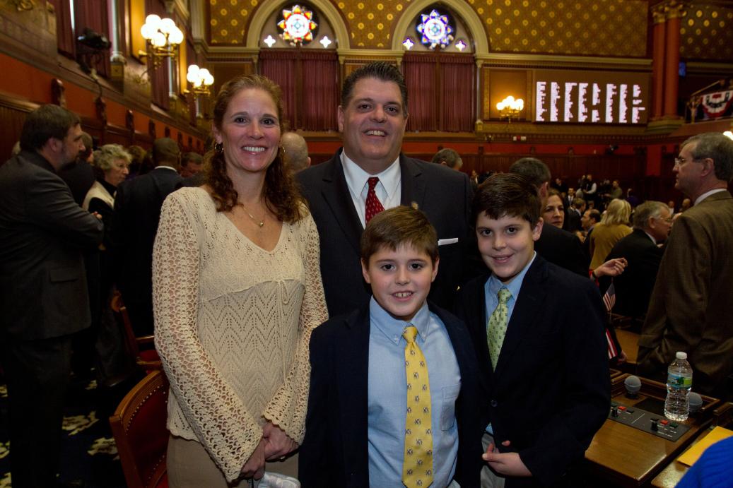 Restaurateur David Rutigliano Takes Seat as State Rep
