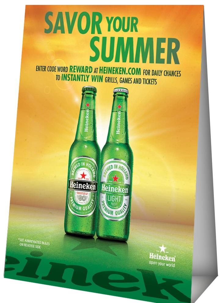 "Heineken Conitnues Its ""Savor Your Summer"" Campaign"
