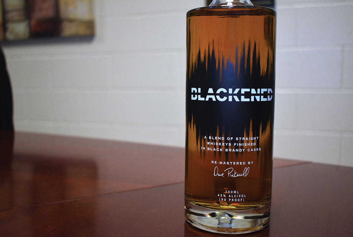 Hartley & Parker Celebrates Launch of Blackened American Whiskey