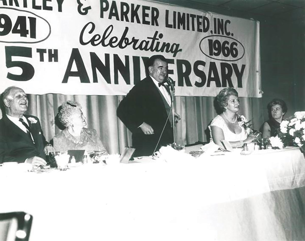 Hartley & Parker Limited Celebrates 80 Years of Operations