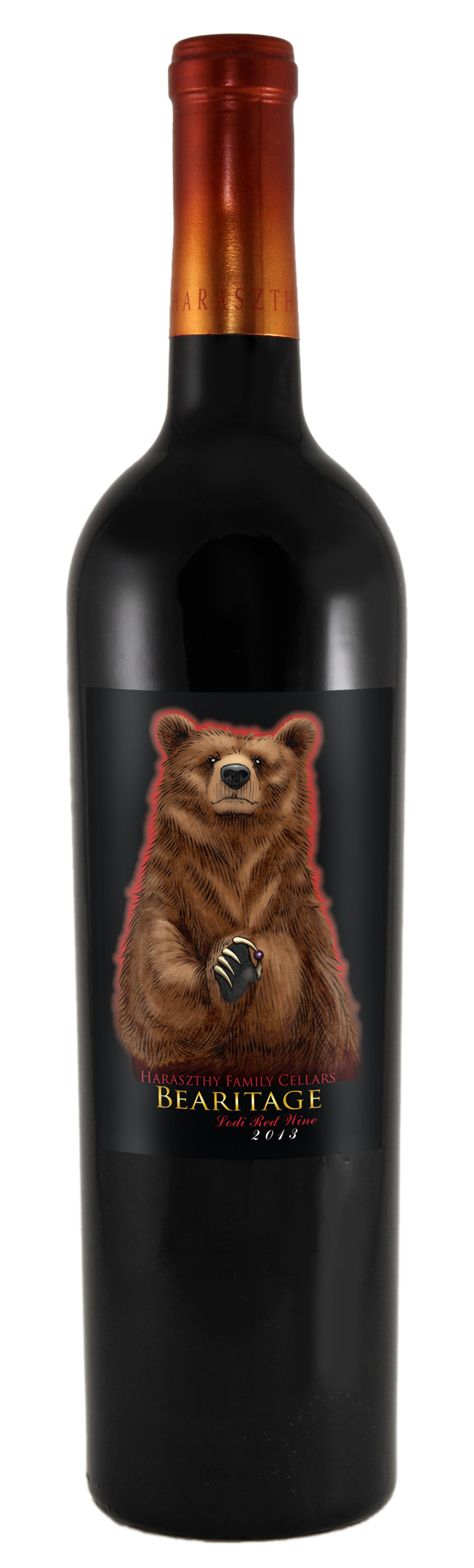 Haraszthy Family Cellars Releases Red Blend