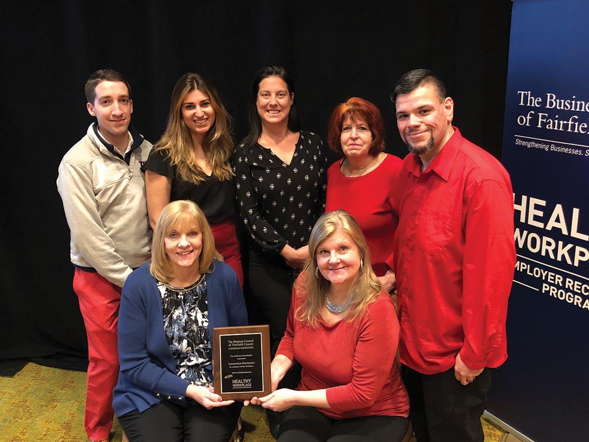 CDI Receives Platinum Award for Wellness Efforts