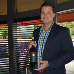 Allen E. Papp, Director of Sales, Darioush Vineyards.