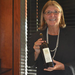 Jennifer Lamb, Proprietor, Herb Lamb Vineyards.