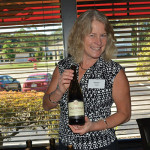 Marta Rich, Partner, Talisman Vineyards.