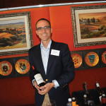 Shane Lessard, Sales Manager and Partner, Folio Fine Wine.