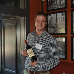 Jamie Corcoris, District Manager, Terlato Wines.
